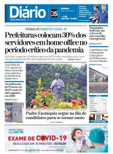 Jornal Diário de Suzano - 28/02/2021
