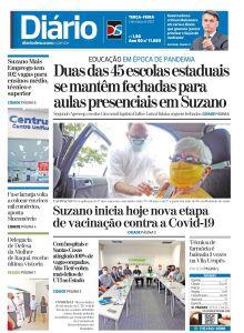 Jornal Diário de Suzano - 02/03/2021