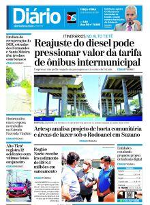 Jornal Diário de Suzano - 23/02/2021