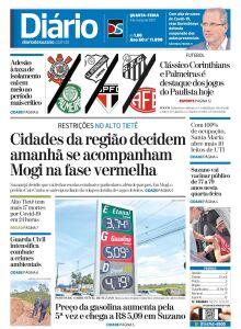 Jornal Diário de Suzano - 03/03/2021