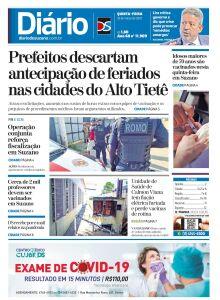 Jornal Diário de Suzano - 25/03/2021