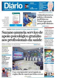 Jornal Diário de Suzano - 27/03/2021