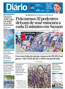Jornal Diário de Suzano - 28/03/2021