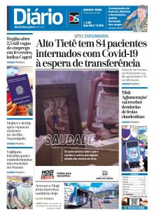 Jornal Diário de Suzano - 31/03/2021