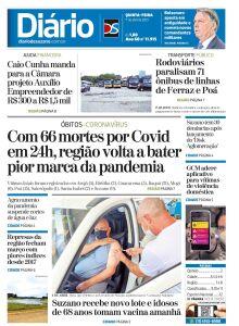 Jornal Diário de Suzano - 01/04/2021