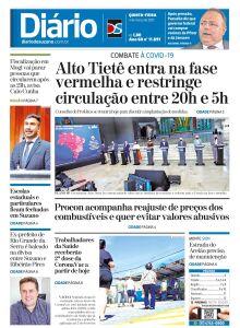Jornal Diário de Suzano - 04/03/2021