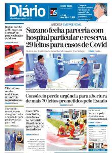 Jornal Diário de Suzano - 05/03/2021