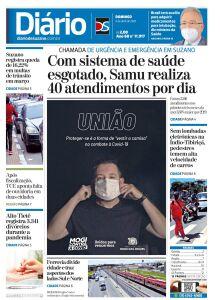 Jornal Diário de Suzano - 04/04/2021