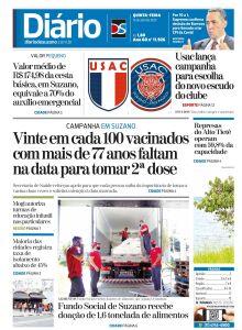 Jornal Diário de Suzano - 15/04/2021