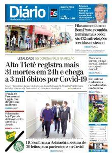 Jornal Diário de Suzano - 07/04/2021