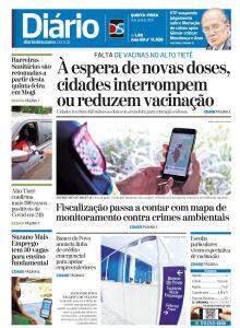 Jornal Diário de Suzano - 08/04/2021