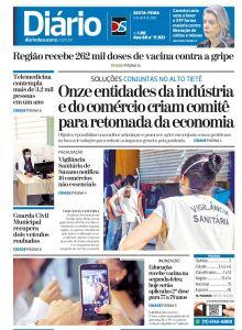 Jornal Diário de Suzano - 09/04/2021