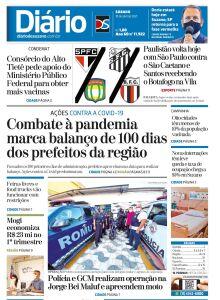 Jornal Diário de Suzano - 10/04/2021