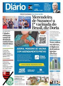 Jornal Diário de Suzano - 11/04/2021