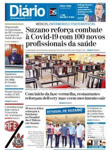 Jornal Diário de Suzano - 13/04/2021
