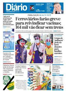 Jornal Diário de Suzano - 14/04/2021
