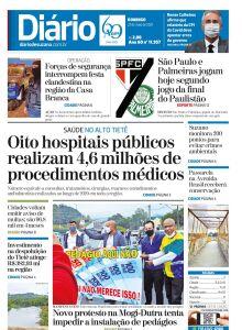Jornal Diário de Suzano - 23/05/2021