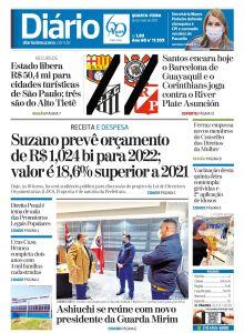 Jornal Diário de Suzano - 26/05/2021