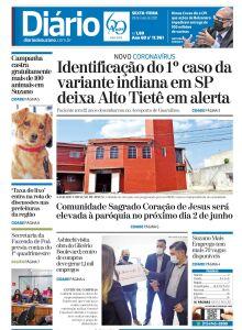 Jornal Diário de Suzano - 28/05/2021