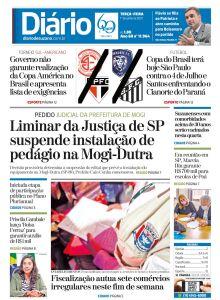 Jornal Diário de Suzano - 01/06/2021