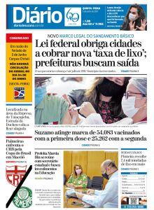 Jornal Diário de Suzano - 03/06/2021