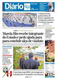 Jornal Diário de Suzano - 16/06/2021
