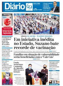 Jornal Diário de Suzano - 18/06/2021