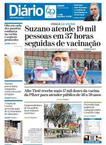 Jornal Diário de Suzano - 19/06/2021