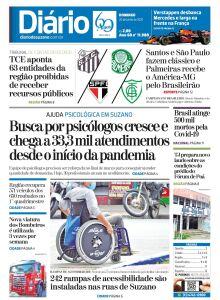 Jornal Diário de Suzano - 20/06/2021