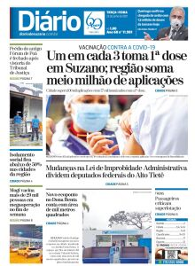 Jornal Diário de Suzano - 22/06/2021
