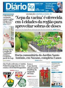 Jornal Diário de Suzano - 23/06/2021