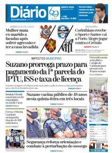 Jornal Diário de Suzano - 24/06/2021
