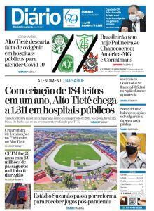 Jornal Diário de Suzano - 06/06/2021