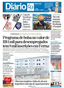 Jornal Diário de Suzano - 08/06/2021