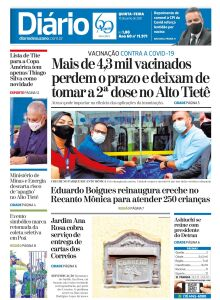Jornal Diário de Suzano - 10/06/2021