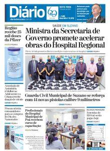 Jornal Diário de Suzano - 11/06/2021