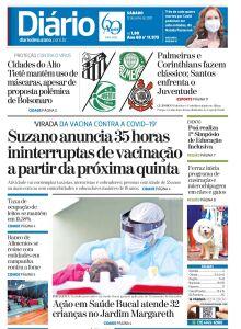 Jornal Diário de Suzano - 12/06/2021