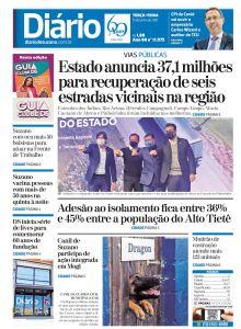 Jornal Diário de Suzano - 15/06/2021
