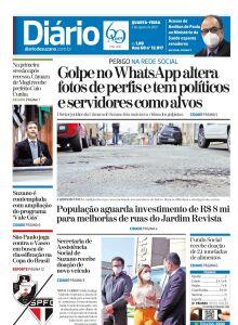 Jornal Diário de Suzano - 04/08/2021