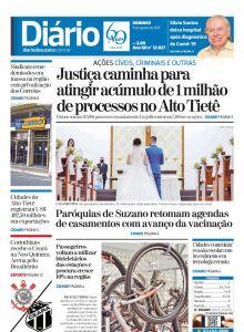 Jornal Diário de Suzano - 15/08/2021