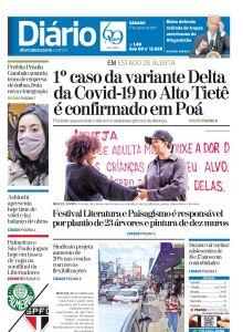 Jornal Diário de Suzano - 17/08/2021