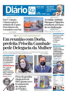Jornal Diário de Suzano - 19/08/2021