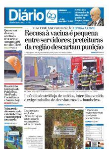 Jornal Diário de Suzano - 22/08/2021