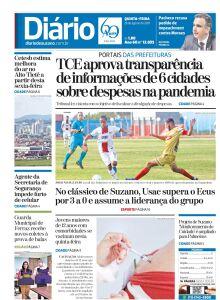 Jornal Diário de Suzano - 26/08/2021