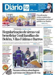 Jornal Diário de Suzano - 05/08/2021