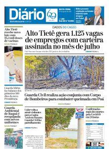 Jornal Diário de Suzano - 27/08/2021