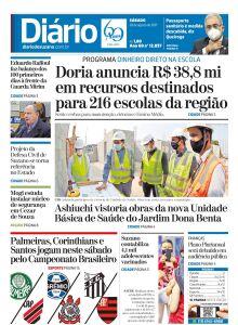 Jornal Diário de Suzano - 28/08/2021