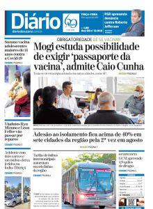 Jornal Diário de Suzano - 31/08/2021