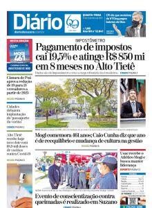 Jornal Diário de Suzano - 01/09/2021