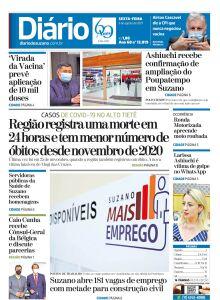 Jornal Diário de Suzano - 06/08/2021